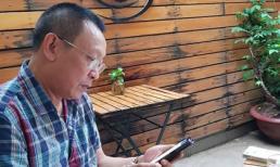 MC Lại Văn Sâm gửi lời đến 27 kẻ giả mạo trên facebook: 'Các ông làm ơn gỡ tấm ảnh của tôi xuống đi...'