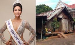 Ngỡ ngàng trước tổ ấm của các Hoa hậu Việt trước khi đăng quang, H'Hen Niê chưa phải nghèo nhất