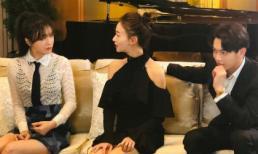 Để 'Phó Hằng' Hứa Khải làm cảnh, 'Ngụy Anh Lạc' Ngô Cẩn Ngôn thân mật với 'Phú Sát Hoàng hậu' Tần Lam