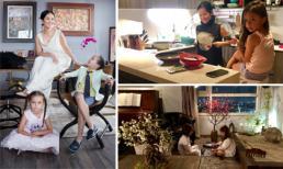 Không gian căn hộ của diva Hồng Nhung cùng hai con đang sống sau khi ly hôn chồng Tây