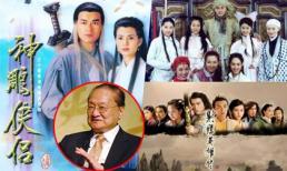 Hình ảnh vĩ đại của Kim Dung trước khi về với đất mẹ: Chỉ dùng con chữ mà nâng đỡ được nửa làng giải trí
