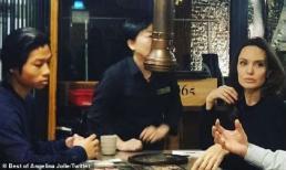 Pax Thiên được Angelina Jolie ưu ái đưa tới Hàn Quốc