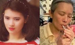 Số phận bi thảm của 'ngọc nữ' Lam Khiết Anh: Bị cưỡng hiếp đến thân tàn ma dại, phải nhặt thức ăn thừa để sống qua ngày