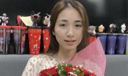 Sau 3 ngày phẫu thuật dạ dày, Hòa Minzy xuất hiện nhợt nhạt trong hình ảnh được bạn trai đăng tải