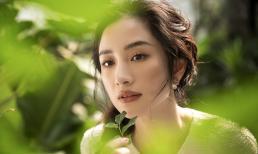 Jun Vũ khoe vẻ đẹp mong manh nhưng đầy quyến rũ với đường cong hút mắt