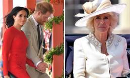 Bà Camilla tỏ thái độ trước tin Meghan mang bầu và phản ứng của nàng dâu Hoàng gia khiến ai cũng sốc