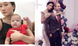 Hơn 2 tháng tuổi, con trai đầu lòng của Kha Mỹ Vân ngày càng bụ bẫm và đáng yêu