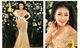 Ban gái Lương Bằng Quang - 'Ngân 98' bất ngờ đi thi Hoa hậu sắc đẹp Quốc tế 2018