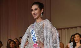 Dàn Hậu gửi lời chúc đến Thùy Tiên trước giờ G Miss International 2018 bằng loạt video siêu tình cảm