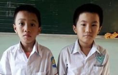 2 học sinh nhặt được 15 triệu và hành động bất ngờ