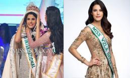 Nhan sắc hút hồn của người đẹp 20 tuổi đăng quang Hoa hậu Quốc tế 2018