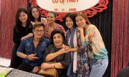 Mai Phương cùng loạt sao Việt vui vẻ hội ngộ trong tiệc chiêu đãi của nghệ sĩ Lệ Thủy