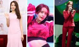 Yoona (SNSD) biến hóa đầy màu sắc tại fan meeting ở Đài Bắc