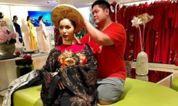 Rò rỉ hình ảnh được cho là quốc phục của Minh Tú tại Miss Supranational 2018?