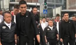 Tăng Chí Vỹ tăng cường vệ sỹ sau cái chết của Lam Khiết Anh