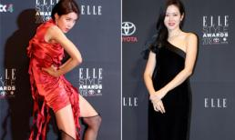 'Thánh tạo dáng thảm đỏ' xứ Hàn tiếp tục xuất hiện 'lầy lội', lấn át cả 'chị đẹp' Son Ye Jin