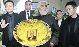 Đám tang Kim Dung: Trương Kỷ Trung, Huỳnh Hiểu Minh cùng các đồng nghiệp đến viếng