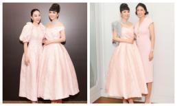 Dàn mỹ nhân đình đám diện váy hồng dự sinh nhật Hoa hậu Giáng My