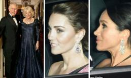 Tiệc sinh nhật 70 của Thái tử Charles: Kate và Meghan đeo trang sức khủng, Camilla được Nữ hoàng 'cho lên mây'