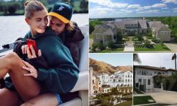 3 lần Justin Bieber vì Hailey Baldwin mà không ngại chi tiền tỷ vào bất động sản, điều mà Selena chưa bao giờ được hưởng