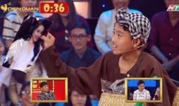 'Hành hạ' Trường Giang - Nhã Phương không thương tiếc, cậu bé khiến Trấn Thành không thể nhịn cười