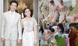 Đám cưới lung linh như cổ tích của 'Hoàng tử phim Thái' Push Puttichai và bạn gái hơn tuổi
