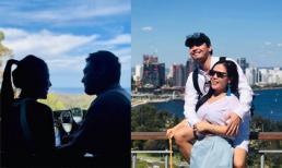 MC Phan Anh cùng vợ đi du lịch Úc nhân kỉ niệm 13 năm ngày cưới
