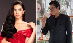 Phản ứng của Hoa hậu Tiểu Vy khi được người mẫu Quang Đại 'thả thính'