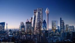 Du ngoạn nhà chọc trời bằng kính tại London, cảm giác không dành cho người yếu tim