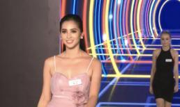 Hoa hậu Tiểu Vy xuất sắc lọt top 32 phần thi Top Model tại Miss World