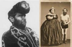 Hình ảnh 'Gánh xiếc quái vật' nổi tiếng của Mỹ thế kỷ 19 bất ngờ được khai quật