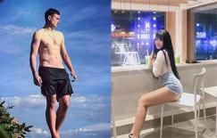 Văn Lâm và bạn gái cùng khoe ảnh bí mật hẹn hò
