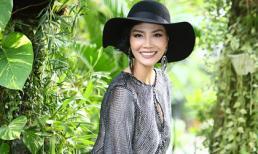 Ở tuổi 42, cựu siêu mẫu Vũ Cẩm Nhung vẫn trẻ trung không ngờ
