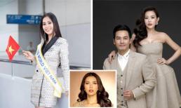 Hoa hậu Tiểu Vy, MC Phan Anh lên tiếng về khó khăn mà Minh Tú đang gặp tại Miss Suprantional 2018