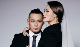 Kỉ niệm 1 năm ngày cưới, Pông Chuẩn tâm sự: 'Kết hôn chưa bao giờ là happy ending với Pông và Tùng'