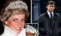 Công nương Diana đáng lẽ được gả cho em trai Thái tử Charles nhưng lại bị biến thành vật thay thế của chị gái