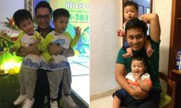 Cuộc sống 'gà trống nuôi con' của MC Trung Nghĩa sau 2 năm ly hôn MC Hoàng Linh