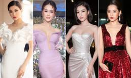 Ai xứng danh 'Nữ hoàng thảm đỏ' showbiz Việt tuần qua? (P102)