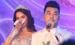 Xem lại khoảnh khắc xúc động nhất trong hôn lễ của Ưng Hoàng Phúc và Kim Cương