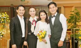 Ngân Khánh 'sướng tê tái' khi nhận quà tặng 100 triệu cùng 1 chỉ vàng khi dự đám cưới đạo diễn Lê Minh