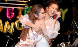 Hoàng Yến Chibi liên tục bật khóc khi được Khổng Tú Quỳnh xóa tan tin đồn chảnh chọe trong buổi offline mừng sinh nhật