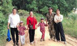 BTV Nguyễn Hoàng Linh đi chơi cùng chồng sau một thời gian dính nghi án chia tay