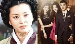 Mama Chuê trong 'Nàng Dae Jang Geum' khoe khéo 3 người con tài sắc vẹn toàn