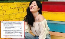 MC Hoàng Linh đáp trả cực gắt khi bị mỉa mai 'tập 2' rồi mà vẫn bốc đồng