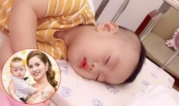 Vợ Lê Việt Anh muốn phát rồ, trầm cảm vì con trai thường xuyên ốm và quấy khóc