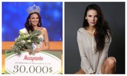 Nhan sắc 'thượng phẩm' và lý lịch không tì vết của tân Hoa hậu Siêu quốc gia 2018