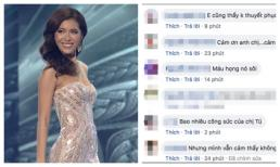 Minh Tú dừng chân ở Top 10 chung kết Hoa hậu Siêu quốc gia 2018 trong tiếc nuối, dân mạng dậy sóng