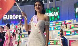 Hoa hậu Tiểu Vy chia sẻ cảm xúc sau chung kết: 'Tôi đã cố gắng hết sức và không còn điều gì hối tiếc'