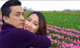 Chỉ một động thái nhỏ này, bà xã Lam Trường đã phủ nhận nỗi buồn hôn nhân