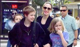 Đạt thỏa thuận về quyền nuôi con với Brad Pitt, Angelina Jolie vui vẻ đi mua sắm chuẩn bị Giáng sinh